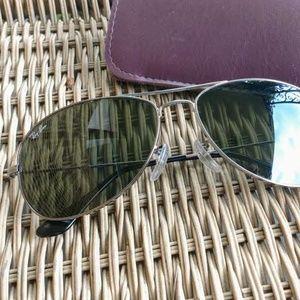 Ray-Ban Aviator Cockpit Sunglasses